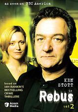 Rebus - Set 2 (DVD, 2007, 4-Disc Set) - **DISCS ONLY**