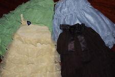 NEW GAP,TCP Gymboree girl variety skirts skorts shorts tulle ruffle 3 4 5 years