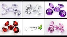 Diamanten 3cm Streudeko Dekosteine groß Tischdeko Kristall Deko 30mm Streuteile