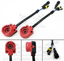 HID Relay Harness D2S (D2R D2C) 35W/55W Xenon OEM Replacement AMP Wiring Adapter