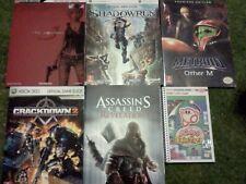 Strategy Guide: Zelda, Final Fantasy, GTA, etc