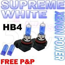 Supreme White Xenon Bulbs HB4 MITSUBISHI Lancer Hatch