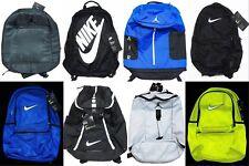 Nike Air Jordan Vapor Max Air Elite Brasilia Futura Backpacks Various Styles