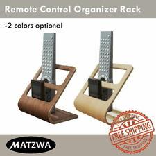 Remote Control Caddy Desktop Office Table Organizer Storage Holder Box Case