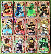 LEGO ® Ninjago ™ série 4 trading card limitatifs cartes le1-le25 /_ Choisir
