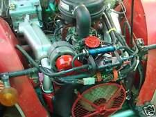 Citroen 2CV Ami Dyane, Visa GS Mehari LNA Fuel Booster. More Power, Clean Engine