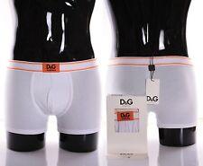 BOXER DOLCE & GABBANA ,DG, Pour Homme  Blanc/Orange,Grey/Vert -Taille S,M,OMD97