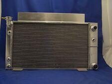 v-8 v 8 s10 aluminum radiator v8 ls ls1 ls2 ls3 conversion 2 row made in usa !!!