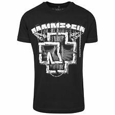 Rammstein Shirt - CHAIN noir