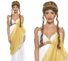 Helen Of Troy Ladies Greek Godess Fancy Dress Costume Sizes 8-18