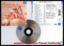 """José De NEBRA """"Miserere"""" (CD) Al Ayre Espanol 2001"""