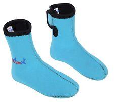 Kids Neoprene 3mm Dive Socks For Scuba Diving Snorkeling Booties Foot Protector