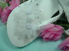 "Wedding Shoes Sneakers  FLIP FLOPS Custom Made""Maja"""