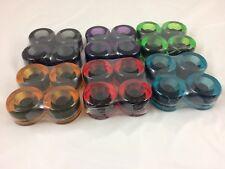 Longboard wheels - 63x40mm 78A assorted colors