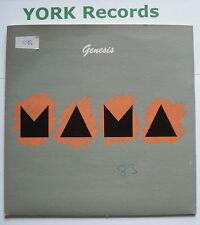 "GENESIS - Mama - Excellent Condition 7"" Single Charisma MAMA 1"