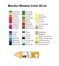 Original Marabu Windowcolor 80 ml Farbwahl möglich