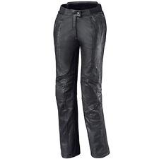 Held Ladies Lena Leather Motorcycle Motorbike Jeans - Black