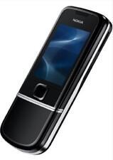 Original Nokia 8800 Arte Black 8800e 3G UMTS 2100 3MP Bluetooth 1GB Mobile phone