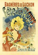 Vintage Français Style Art Nouveau shabby chic imprimés & AFFICHES 043 A1, A2,