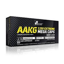 Olimp - AAKG Extreme Mega Caps Pre Workout Booster Muskelaufbau Pump NUR BLISTER