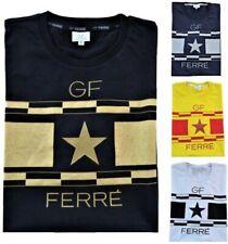 T-Shirt Gianfranco Ferrè Homme Manches Courtes Encolure ronde Crew