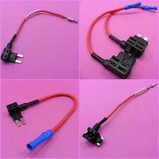 Standard, Mini, Micro or Micro2 ADD Fuse Holder Piggyback Circuit Breaker Blade