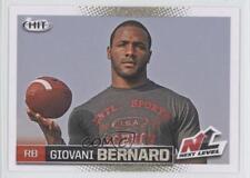 2013 SAGE Hit Gold #99 Giovani Bernard Rookie Football Card