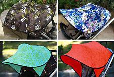 Universal Sonnenschutz, Sonnensegel für Kinderwagen, Sonnendach, Sonnenschirm
