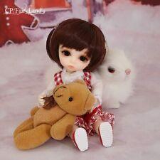 BJD muñeca recast Pukifee Bonnie Fairyland bjd sd doll 1/8 dollhouse lati anime