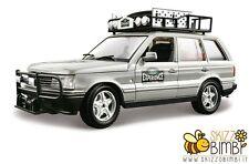 Bburago range rover safari scala 1:24