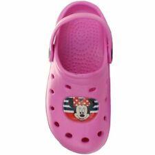Minnie Mouse Clogs Badeschuhe Sandalen pink  Gr. 24 - 31