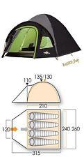 Tenda da campeggio 4 posti VANGO Alpha 400