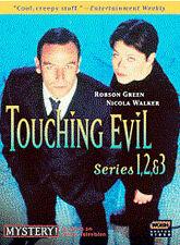 Mystery! - Touching Evil 1, 2, & 3 (DVD, 2004, 8-Disc Set)