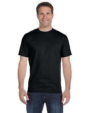 Blank Shirts Adult Gildan 5000 100% Cotton Screenprinting Black OD Green M L XL