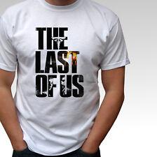 El último de nosotros Camiseta Blanca Diseño Superior De Juego-Para Hombre Y Niños Tallas