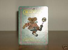 Boyds Bearwear Resin Pin Rocky Goal Kick Soccer