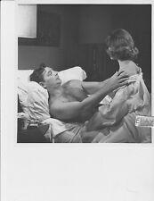 Robert Mitchum barechested VINTAGE Photo Rampage