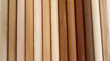 Handlauf Muster Farbmuster Holzarten Bastelmaterial Rundholz Probe Holzhandlauf
