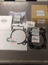 2012 Kawasaki OEM Top End Kit For KX450F Piston Rings Pin Head And Base Gasket