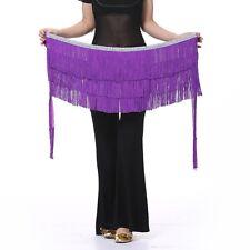 Latin Skirt belt Tango Rumba Hula dance Belt Ballroom Dance Dress Training Skirt