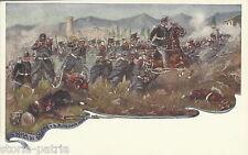RISORGIMENTO_MOLA DI GAETA_1860_BELLA VEDUTA MILITARE_CARTOLINA DA COLLEZIONE