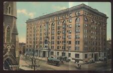 Postcard DAYTON,Ohio/OH   Algonquin Hotel view 1907?