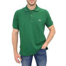 Lacoste l.12.12 original polo polo polo t-shirt homme vert l1212 132
