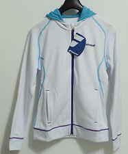 SALE: Babolat Match Performance Damen Jacket mit Kapuze weiß - UVP 59,95€*