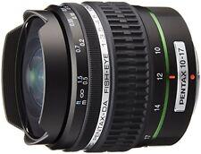 Pentax Fisheye Zoom Lens Da Fish-Eye 10-17Mmf3.5-4.5Ed If K Mount Aps-C... P/O