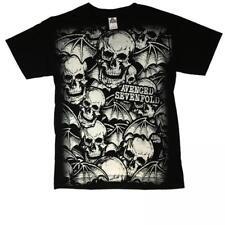 Camiseta AVENGED SEVENFOLD Rock Chico LOGO TOTAL PRINT - Rock Men t-Shirt