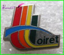Pin's Logo ecusson département de France LOIRET Pichard  #G3