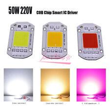 Smart IC AC COB LED strip 20W 30W 50W 110V 220V Driverless DIY Flood light Hight