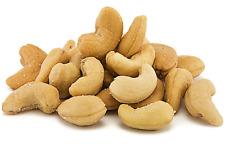Fresh  Roasted and salted Cashews kernels 320 ct Bulk