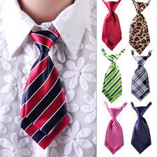 Banquet Adjustable Tie Necktie Striped Polka Dots Plaids fit Women Girls Party